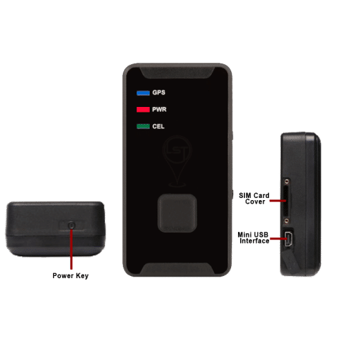 GL300 Backpack 4g LTE GPS Tracker
