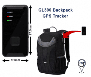 LoneStar Tracking Backpack GPS tracking