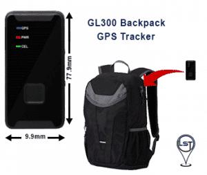 LoneStar Tracking Backpack GPS tracking