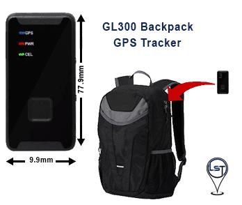 Backpack GPS Tracker