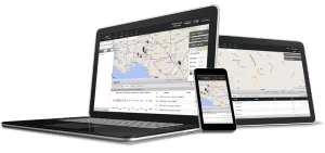 GPS Tracker running on laptop or cell phone