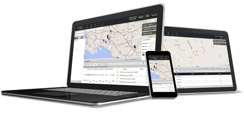 GPS Tracking Laptops