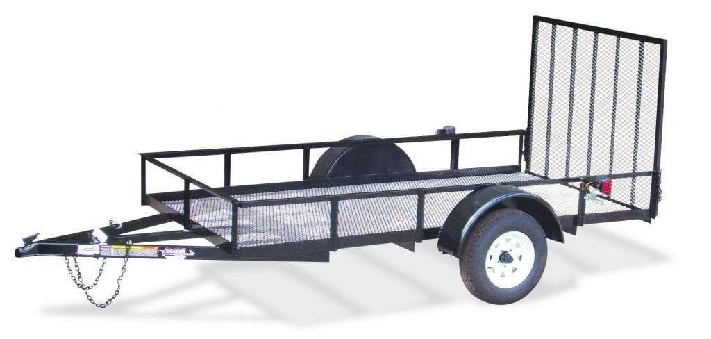 Small cargo trailer gps tracker