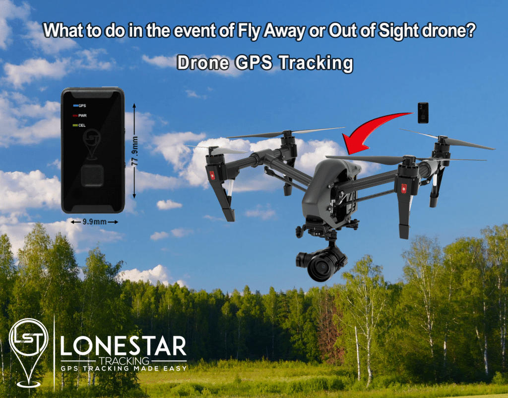 GPS Drone Tracking