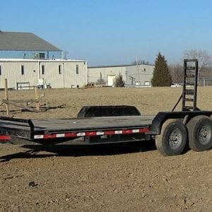 Trailer GPS Tracking Device for Flatbed Trailers