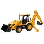 Backhoe Loader GPS