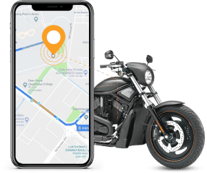 Cellular Motorcycle GPS tracker