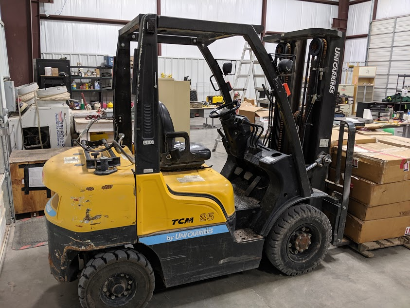 Midland Forklift GPS Trackers