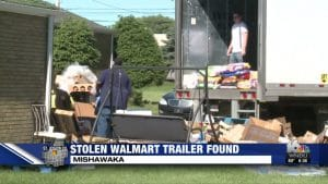 Stolen Trailer Recovered