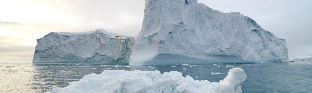 gps iceberg