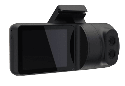 AI Dash camera with realtime streaming