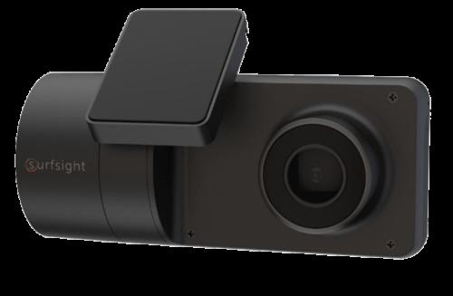 Live dash cam features