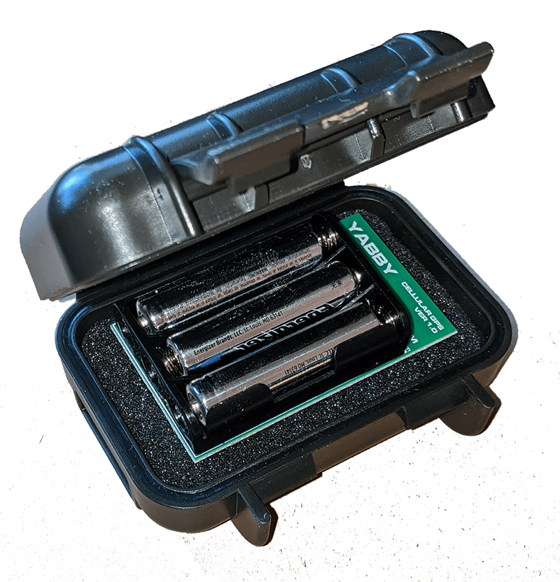 YabbyGPS Magnetic GPS Tracker