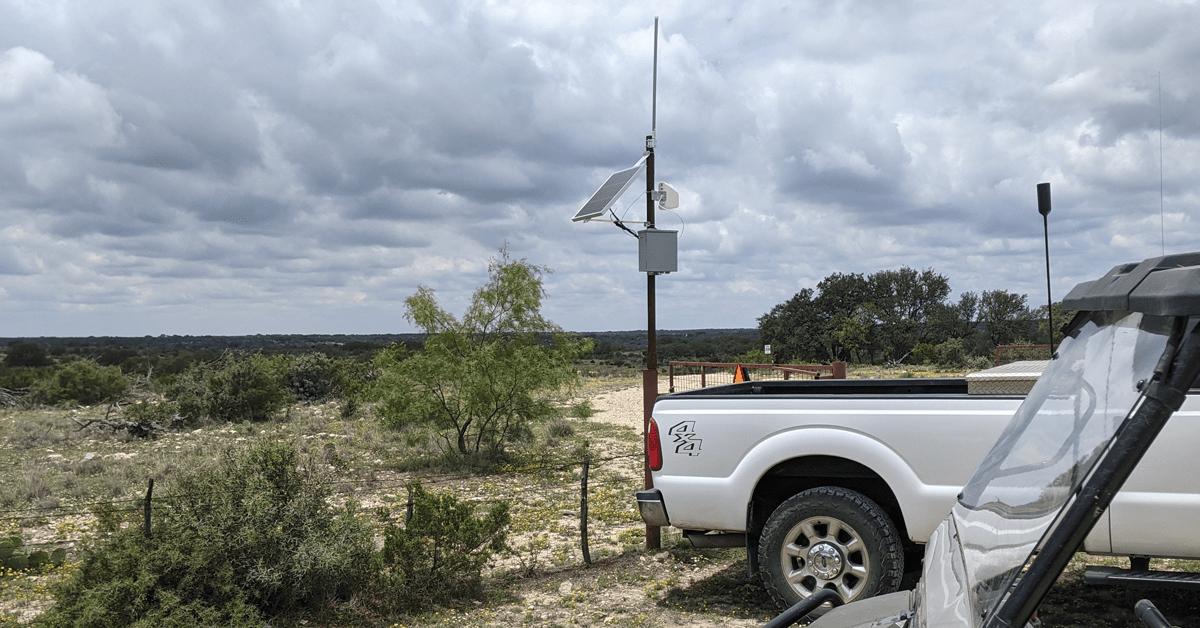 Livestock Guardian Dog GPS Deployment using LoRa and Blockchain Technology - LoneStar Tracking®