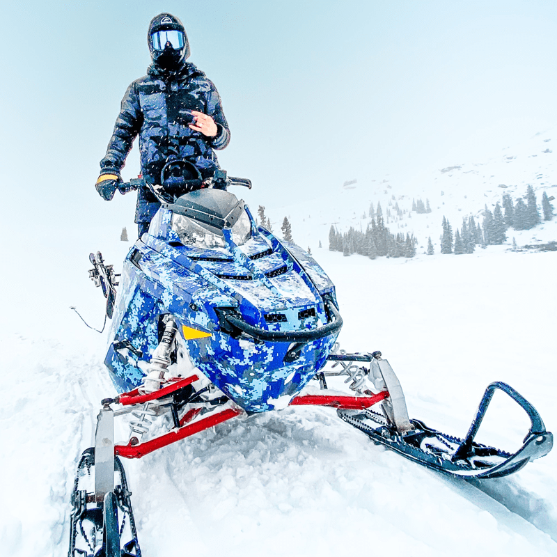 snowmobile gps tracking reliability